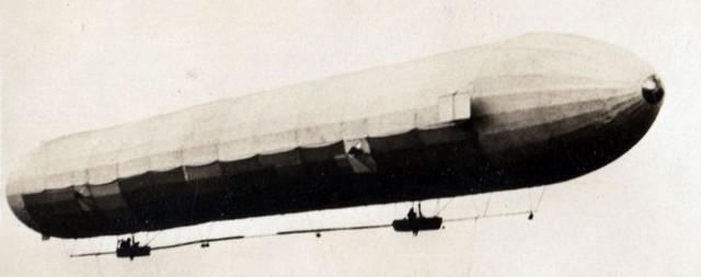 1st Zeppelin: LZ-1
