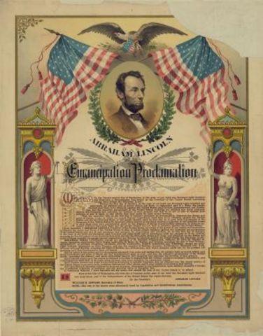 Emancipation Proclocmation
