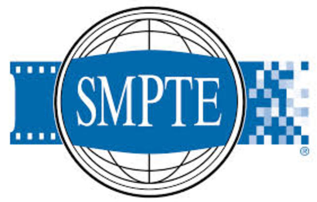 The Society of Motion Picture Engineers was formed in NYC