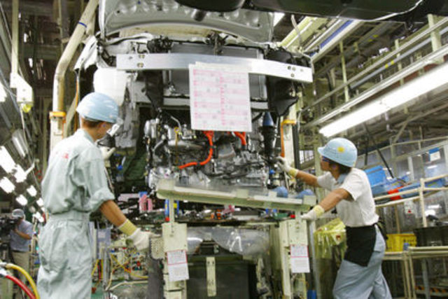 Japanese Carmakers