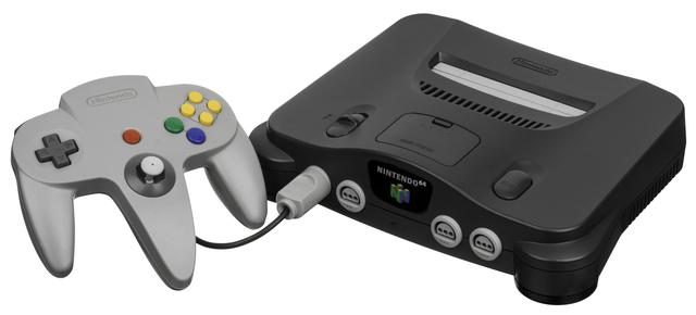 N64 Invented
