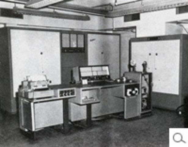 Burroughs calculator manufactor