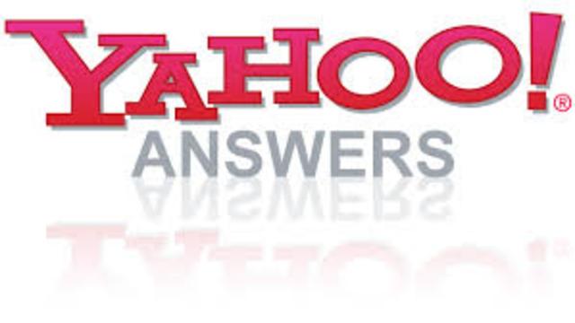 Yahoo!Answers