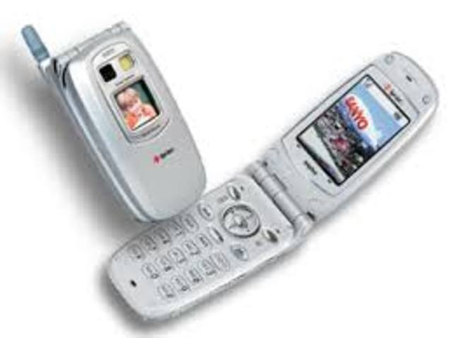 Camera Phones become widely popular