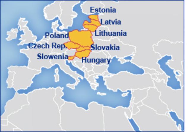 The EU east enlargement
