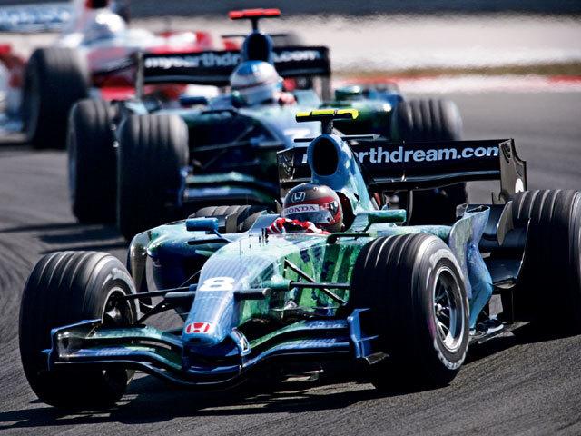 Honda in Formula One Racing