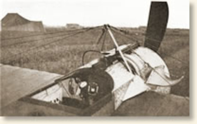 First War Plane