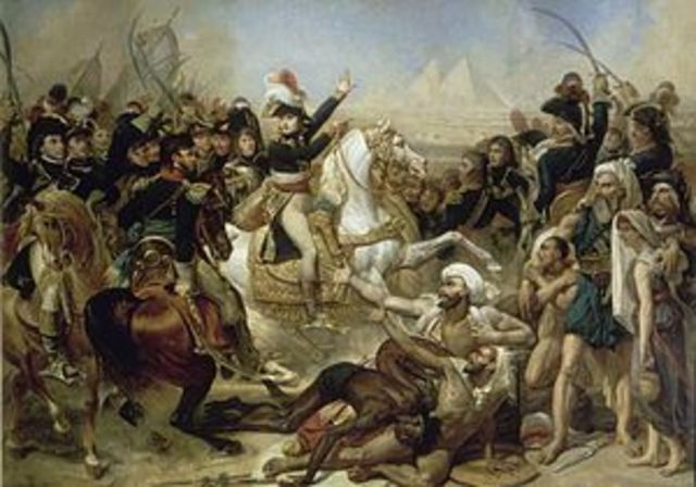 Napoleons Egypt Campaign