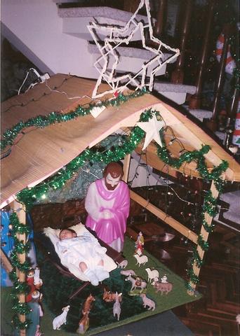 Mi actuación como niño Jesus