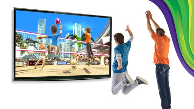 Motion sensing game play