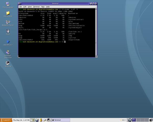 Unix: Sistema Operativo