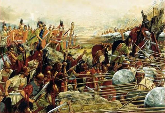 Second Messenian War: 650 BCE - 620 BCE Sparta Wins Again.