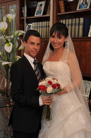 La primera boda a la que asisto en solitario
