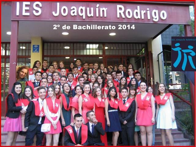 Fin de bachillerato,graduación.