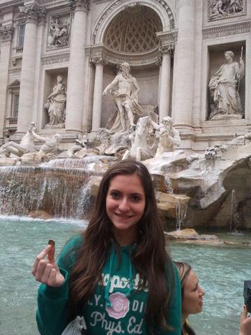 Viaje a Italia