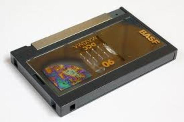 Digital Compact Casette