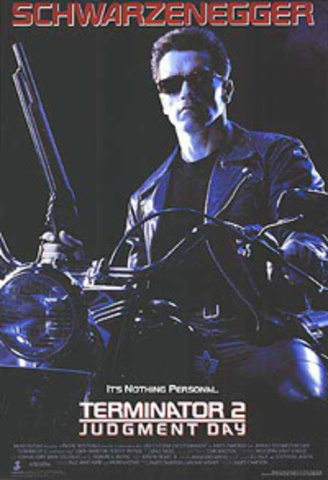 Terminator 2 special effects