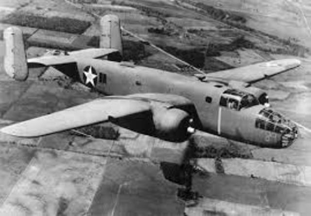 First American Raid on Japanese Mainland