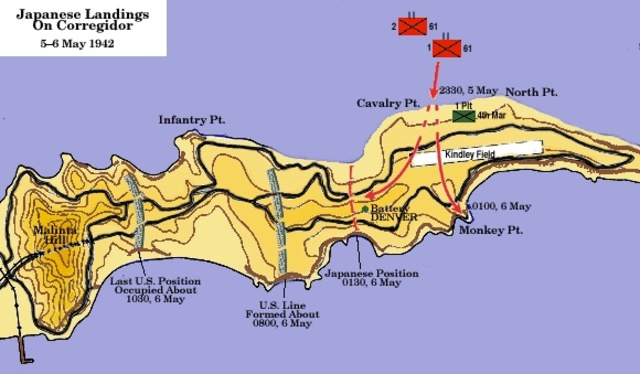 Corregidor Falls