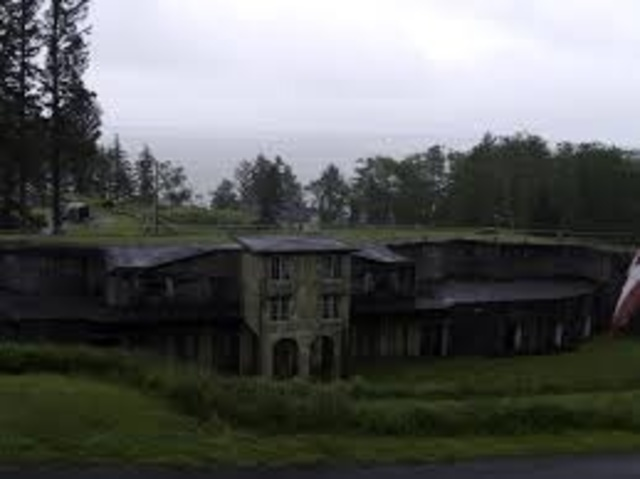 Fort Stevens, Oregon