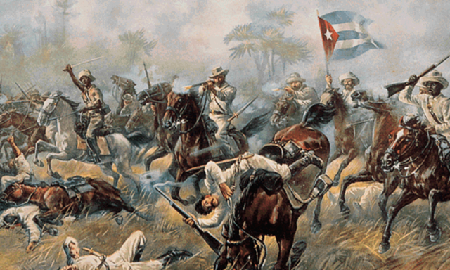 US wins spanish american war