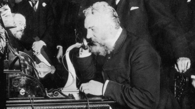 First Telephone Call