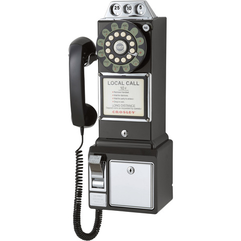 The Pay Telephone