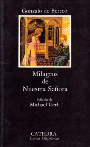 """""""Milagros de nuestra señora"""", de Gonzalo de Berceo"""