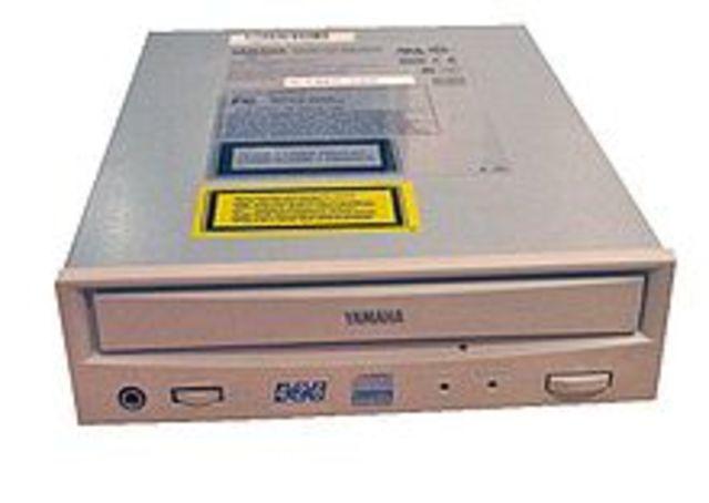 creacion de CD-Rom