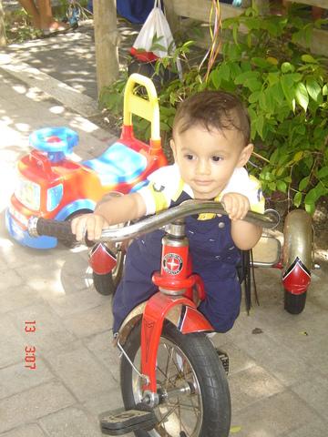 1st Birthday at Parque Luis Muños Rivera, Puerto Rico
