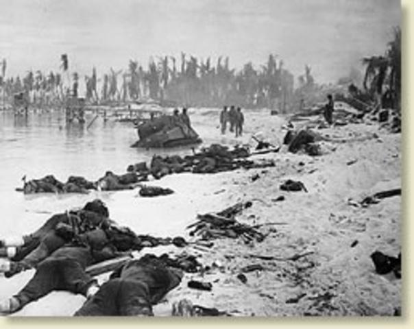 Tarawa Secured