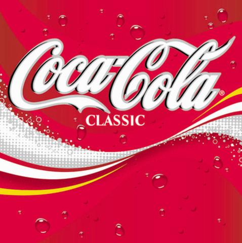 2003 Coca Cola logo