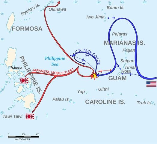 Battle of the Phillipine Sea