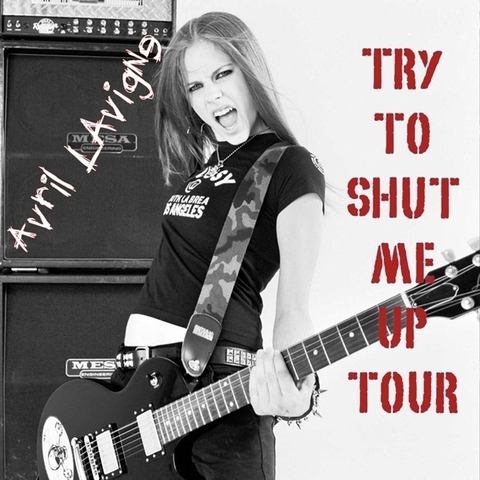 Try To Shut Me Up Tour