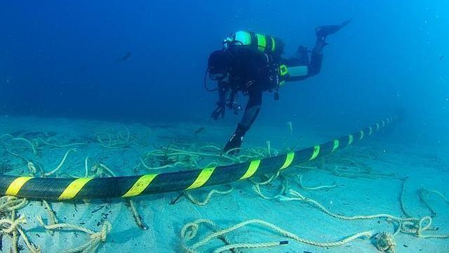 Cable telegráfico  transatlántico