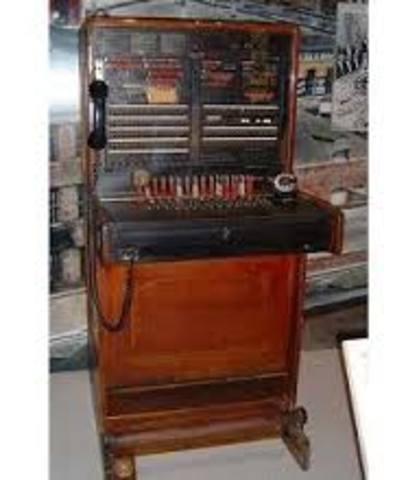 Creación  central telefónica manual (Switchboard)