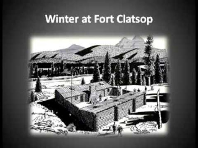An experience at Fort Clatsop