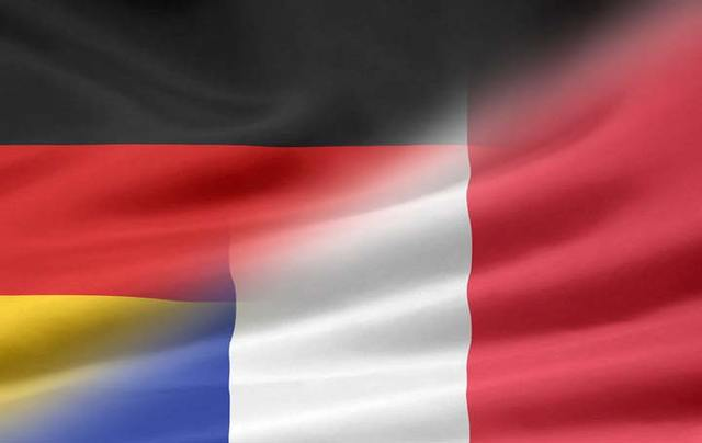 Europe - No more tension Franco-German