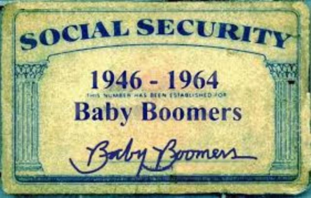 Baby Boomers generation begins