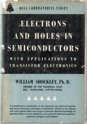 Electrons and holes in semiconductors