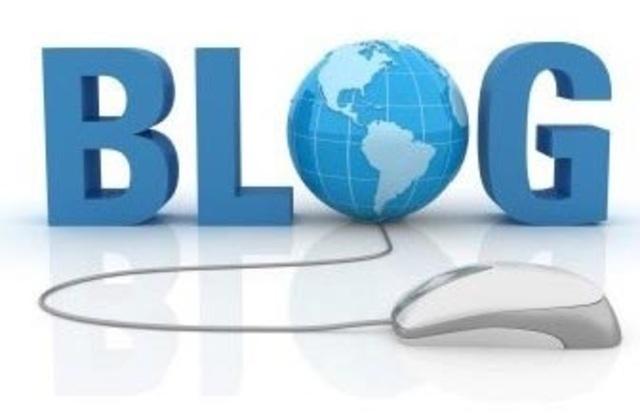 Début du weblog