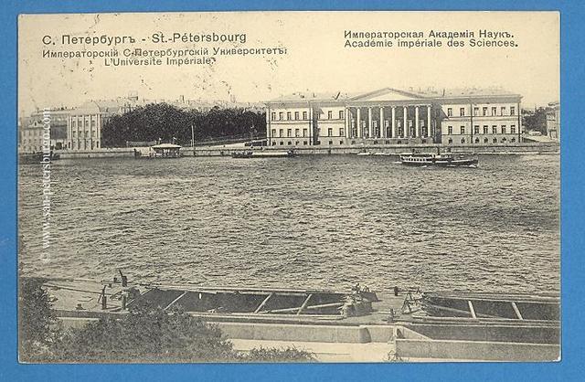 San Petersburgo. Euler.