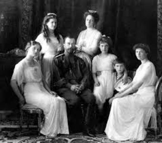 Russia - No more Romanov