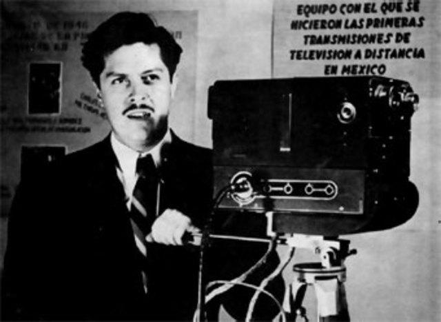 Los primeros pasos de la televisión en México
