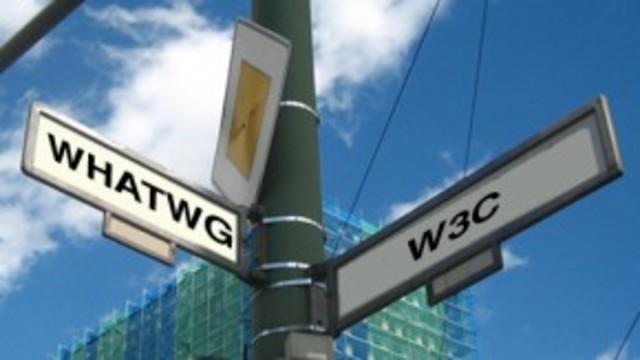 Separación entre WHATWG y W3C