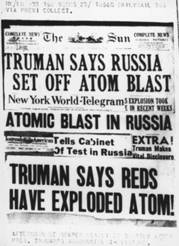 A-Bomb for USSR