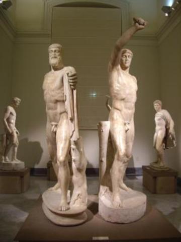 Pisistratus' Sons 527 BCE - 511 BCE  Hippias & Hipparchus
