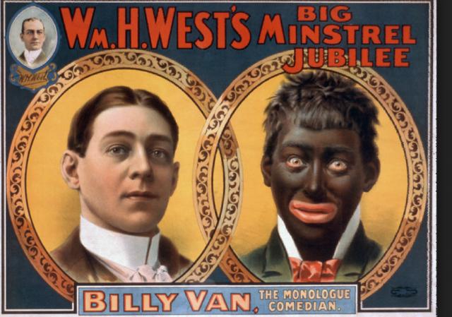 1830's blackface