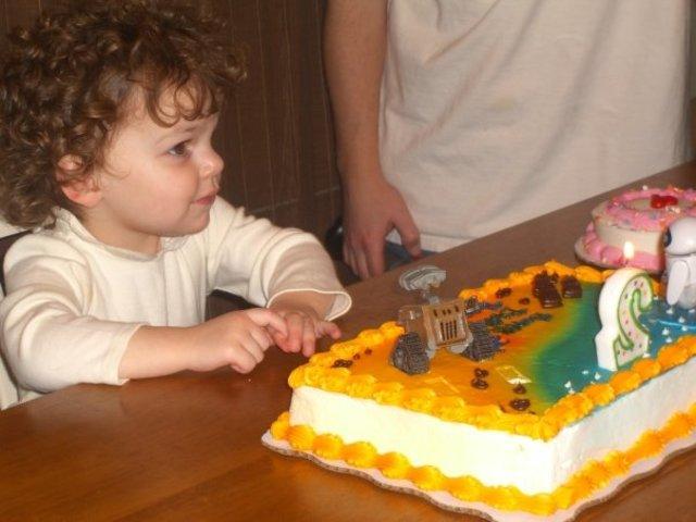 My 2nd Birthday