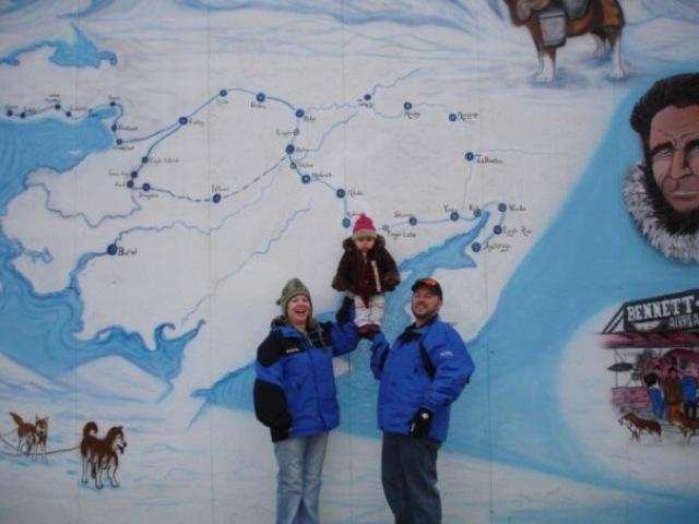 First trip to Alaska